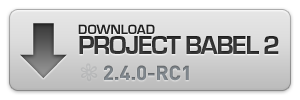 Download latest Project Babel 2
